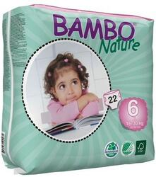Bambo Nature Luiers 6 XL 16-30kg 22ST