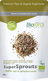 Biotona Supersprouts Seeds Raw 300GR
