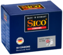 Sico 52 (Fifty-Two) X-Tra Condooms 50ST