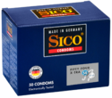 Sico 54 (Fifty-Four) X-Tra Condooms 50ST