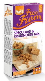 Peaks Free From Speculaas & Kruidnoten Mix 300GR