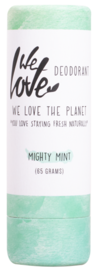 We Love The Planet Deodorant Stick Mighty Mint 65GR