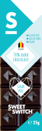 Sweet-Switch Pure Chocolade 2Go 25GR