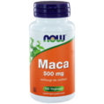 NOW Maca 500mg Capsules 100CP