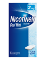 Nicotinell Cool Mint Kauwgom 24ST