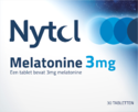 Nytol Melatonine 3mg Tabletten 30TB