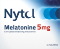 Nytol Melatonine 5mg Tabletten 30TB
