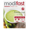 Modifast Intensive Weight Loss Potato-Leek Soup with Spinach 55GR