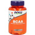 NOW BCAA Capsules 120CP