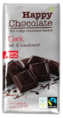 Happy Chocolate Dark 180GR