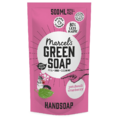 Marcels Green Soap Handzeep Patchouli & Cranberry Navulling 500ML