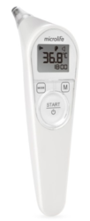 Retomed Microl Thermometer Oor IR210 1ST