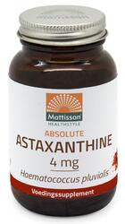 Mattisson HealthStyle Absolute Astaxanthine 4mg Capsules 60VCP