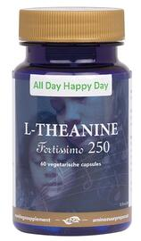 All Day Happy Day L-Theanine 250mg Vegacaps 60VCP