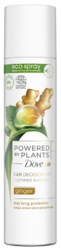 Dove Powered By Plants Ginger Deodorant Spray 75ML
