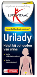 Lucovitaal Urilady 60CP