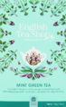 English Tea Shop Mint Green Tea Biologisch 20ZK