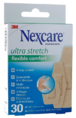 Nexcare Flexible Comfort Pleisters 30ST