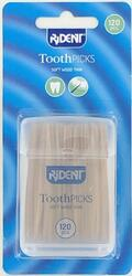 Rident Tandenstokers Hout Dun 120ST