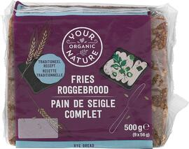 Your Organic Nature Fries Roggebrood 500GR