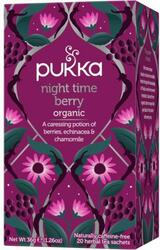Pukka Night Time Berry Thee 20ZK