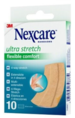 Nexcare Ultra Stretch Pleisters 10ST