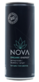 Nova Organic Energy Pomegranate Blueberry & Ginger 250ML