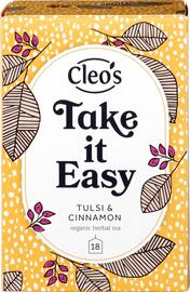 Cleo's Take It Easy Thee 18ST