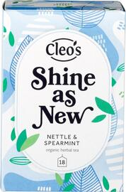 Cleo's Shine As New Thee 18ST