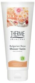 Therme Bulgarian Rose Shower Satin Rose & Cranberry 200ML