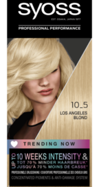 Syoss Trending Now 10-5 Los Angeles Blond 1ST
