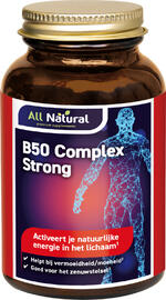 All Natural B50 Complex Strong Capsules 100TB