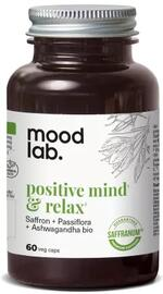 Moodlab Positive Mind & Relax Capsules 60VCP