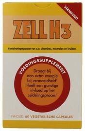 Zell H3 Capsules 60DR