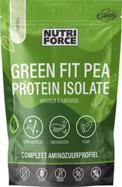 Nutriforce Green Fit Pea Protein Isolate Naturel 700GR