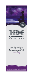Therme Zen By Night Relaxing Massage Oil 125ML
